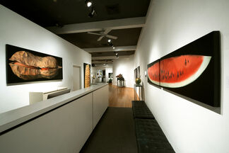 Culinary Adventures: Bronze Sculpture and Paintings by Luis Montoya and Leslie Ortiz, installation view