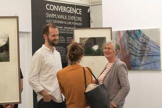 CONVERGENCE: SWIM, WALK, EXPLORE, installation view