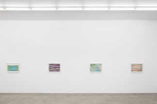 Tor Arne: Paintings 2015–2018, installation view