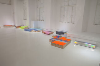 Let All Potential Be Internally Resolved  Using Beautiful Form by Shi Yong, installation view