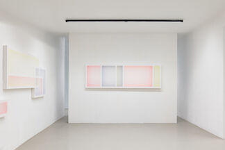 "Patric Sandri ""PAINT(H)INGS"", installation view"