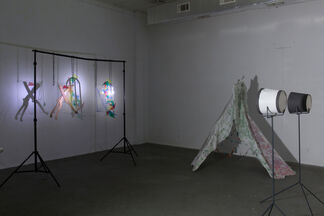 Victoria Heuston: Kick in the Elementary, installation view