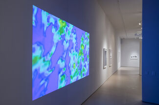Stephen Dean: A chaos theory of color, installation view
