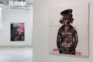SKIN   Josef Bolf, Martin Gerboc, Alexander Tinei, installation view