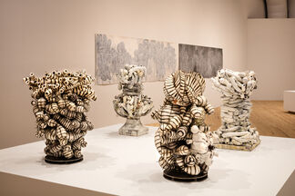 Annabeth Rosen: Fired, Broken, Gathered, Heaped, installation view