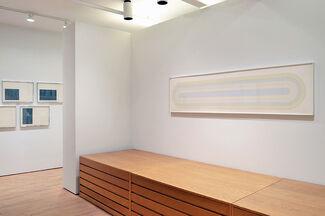 Frank Stella at Gemini G.E.L., installation view