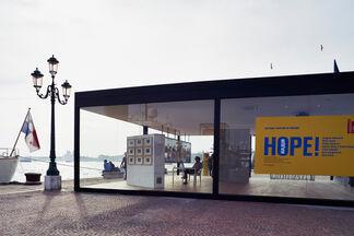 Ukrainian Pavilion, installation view