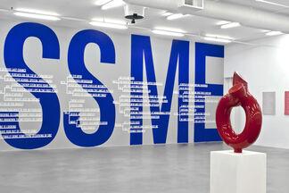 Alex Caldwell + Ben Skinner, installation view