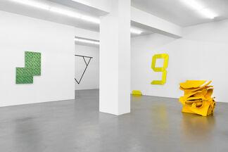 CUTOFF, installation view