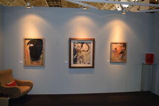 Galerie Sardac at London Art Fair 2016, installation view