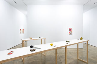 The Sexual Bronze Show, installation view