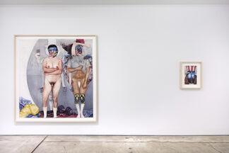 Geoffrey Chadsey: THAT'S NOT IT, installation view