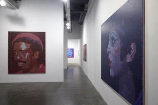 There's A Riot Goin' On, installation view