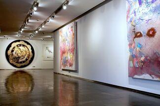 Yasmina Alaoui & Yassine Mekhnache, installation view