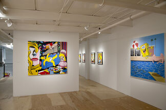 Speedy Graphito: An American Story, installation view