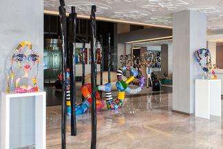 Dorit Levinstein: Hôtel de Paris Saint-Tropez., installation view