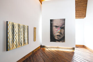 art + identity: an international view, installation view