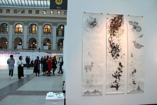 LOCUS at Cosmoscow 2017, installation view