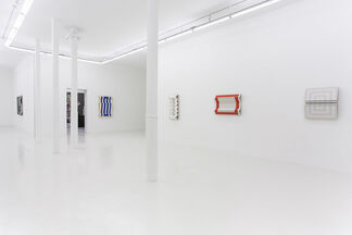 Fourteen Paintings, installation view