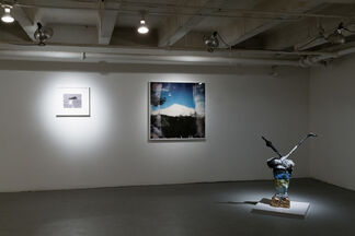 Where the Sand Worm Slumbers, installation view