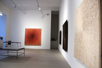 Vienna_AAA: ALFRED HABERPOINTNER - Wall Reliefs, installation view