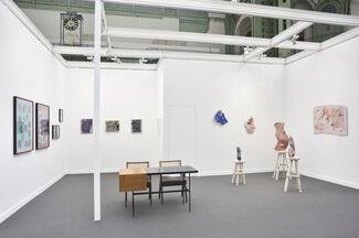 Galerie Christophe Gaillard at Paris Photo 2015, installation view