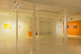 NIGHT TIDE pt II, installation view