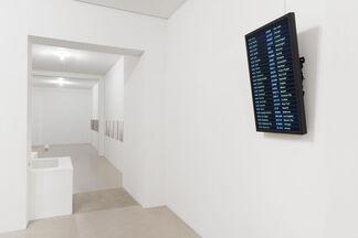 A Planetary Order - Martin John Callanan, Rebecca Partridge, Katie Paterson, installation view