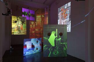 Sound Digressions: Spectrum, installation view