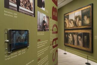 Mersad Berber: An Allegory of Bosnia, installation view