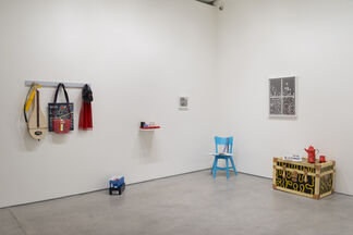 Libby Black: There's No Place Like Home, installation view