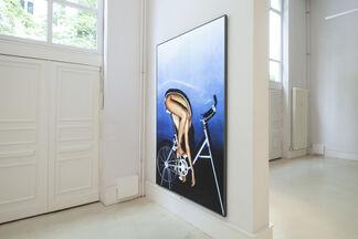 Hans Feurer, installation view