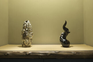 Mio Takatsu & Mio Yamaguchi, installation view