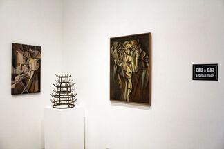 Julian Wasser : Duchamp in Pasadena Redux, installation view