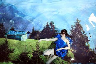 """IMAGINARY HOMELAND"" - Susanna Majuri, installation view"