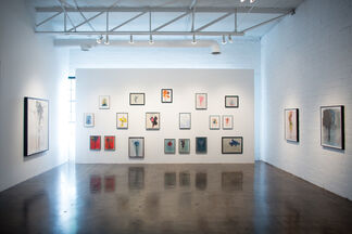 New Drawings, installation view