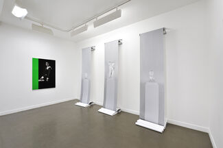 One Step Beyond, installation view