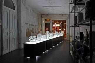 Stream of Light, installation view
