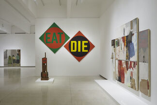 Art at the Center: 75 Years of Walker Collections, installation view