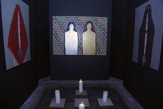 Nazar Yahya: Reconquista, installation view