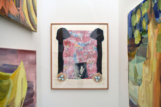 Anglim Gilbert Gallery at Frieze New York 2017, installation view