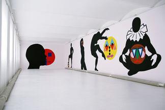 COMÉDIE MODERNE, installation view
