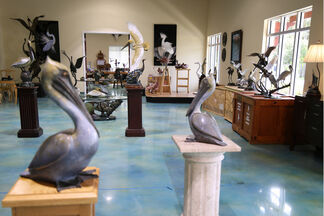 """Martin Artisan Guild """"Open Studio Tour"""", installation view"""
