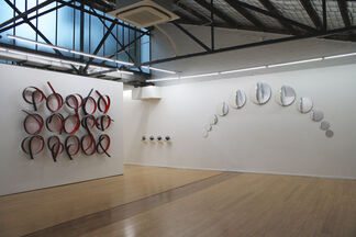 Moon's Ghost, installation view