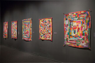 Soulful Stitching: Patchwork Quilts by Africans (Siddis) in India, installation view