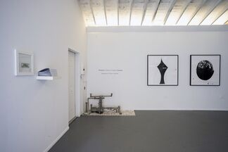 Present Tense Future Perfect : Curated by Teka Selman, installation view