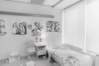 Castor Gallery at SPRING/BREAK Art Show 2017, installation view