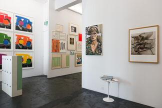 """Collector's Choice: Andy Jllien - """"My Shoes Are Your Shoes"""", installation view"""