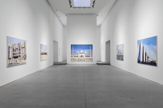 The Desert Bloom, installation view
