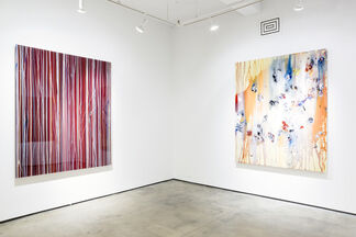 Behind the Glass: Michael Burges solo show, installation view